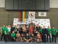 LITHUANIAN OPEN GRAPPLING IGF CHAMPIONSHIP RESULTS