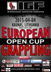 European Grappling Open Cup results