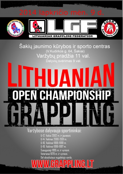 LITHUANIAN OPEN CHAMPIONSHIP