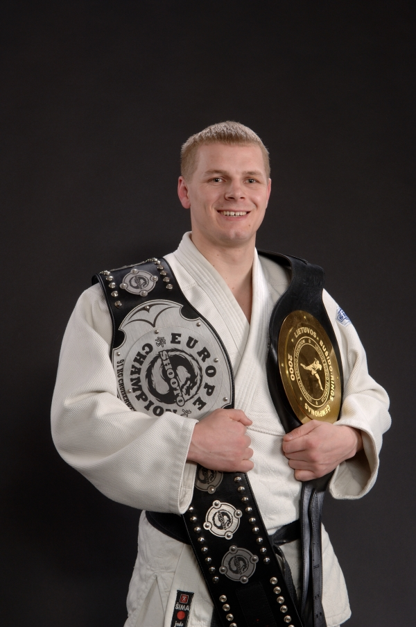 Kęstutis Smirnovas: 'The upcoming European grappling championship will be fantastic'