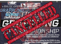 Due to the situation caused by the Covid-19 virus, the championship is canceled and postponed to a later time!