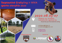 INTERNATIONAL GRAPPLING AND MMA SUMMER SPORTS CAMPS