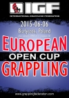 EUROPEAN OPEN CUP GRAPPLING (Bialystok, Poland)